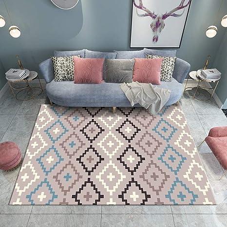Amazon.com: Jlxl Living Room Carpet, Luxurious Ethnic ...