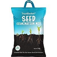 TrustBasket Seed Germination Mix - 5 KG