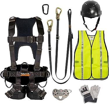 FUSION Climb Pro Cajón de Seguridad Kit de línea de Correas ...