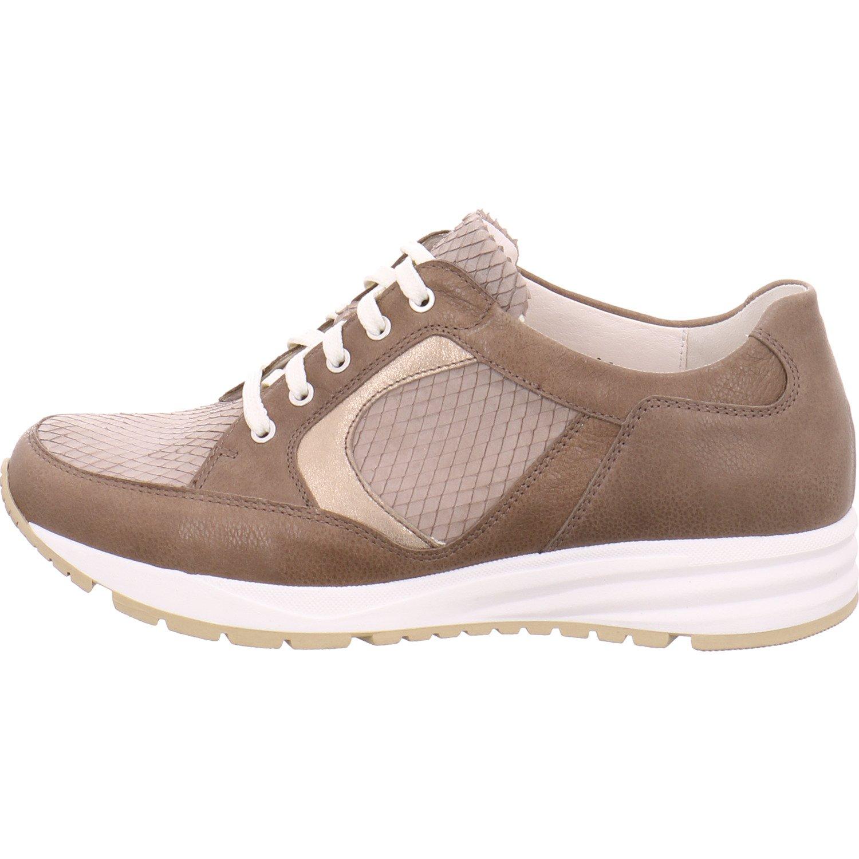 Waldläufer Marron Chaussures Femme à B07FC9F83H Lacets Femme Marron c5574d1 - piero.space