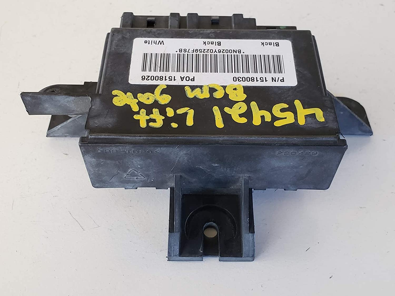 15180030 GMC 02-7 ENVOY remanufactured ECM ECU