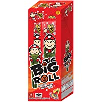 Tao Kae Noi Hot & Spicy Flavour Big Roll Grilled Seaweed, 18 g