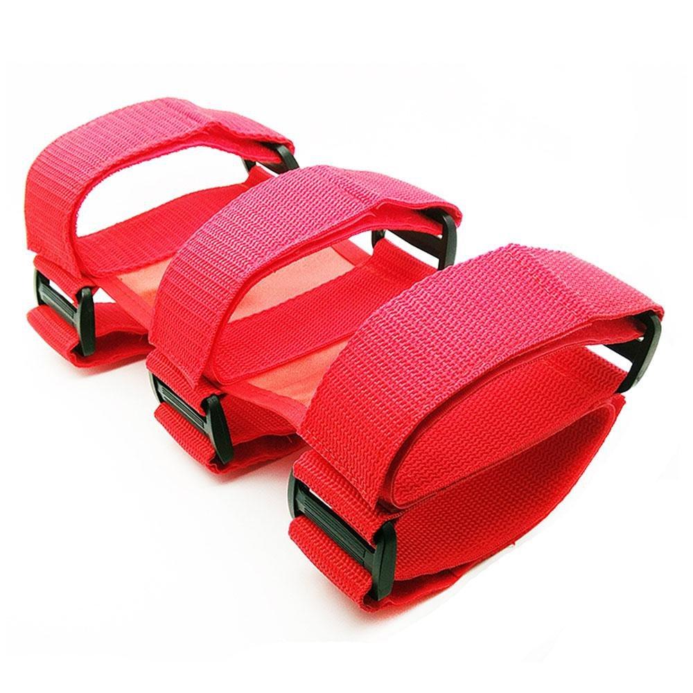 Fire Extinguisher Holder, Leegoal Car Extinguisher Holder, Adjustable Straps Roll Bar Fire Extinguisher Holder for Jeep (Black)