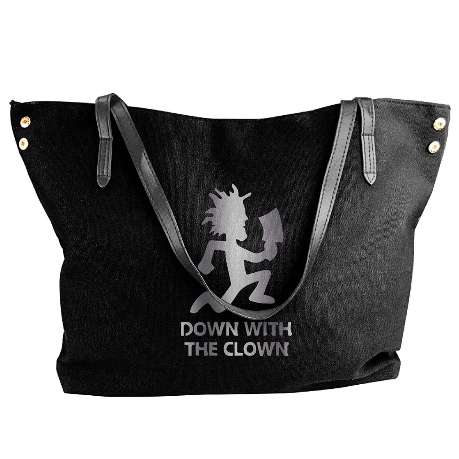 Down With The Clown Platinum Style Women Shoulder Bags