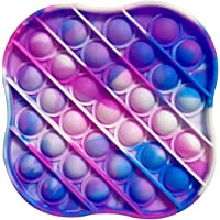 Push Bubble Fidget Toy, Sensory Fidget Toy, Knijp ZintuigleKe Speelgoed, Pop It Fidget Speelgoed, Extrusiebubble Fidget…
