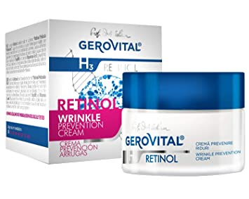 GEROVITAL H3 CLASSIC, Wrinkle Prevention Cream (With Retinol) 30+