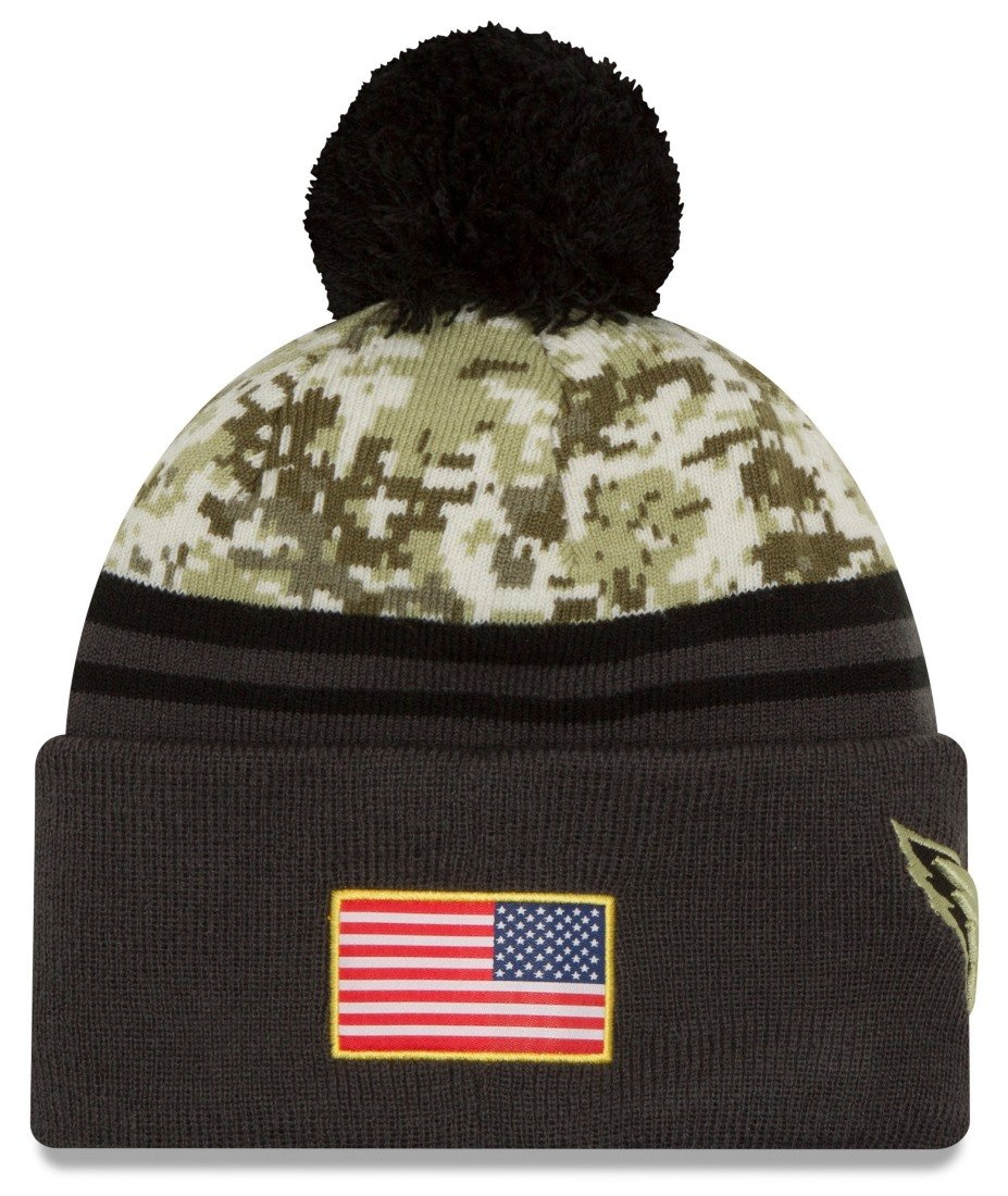 best loved 3bf35 c020d New Era 2016 Men's Salute to Service Knit Hat