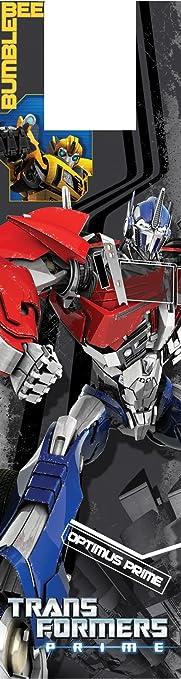 Transformers Prime - Patinete Infantil Plegable, Color Azul ...