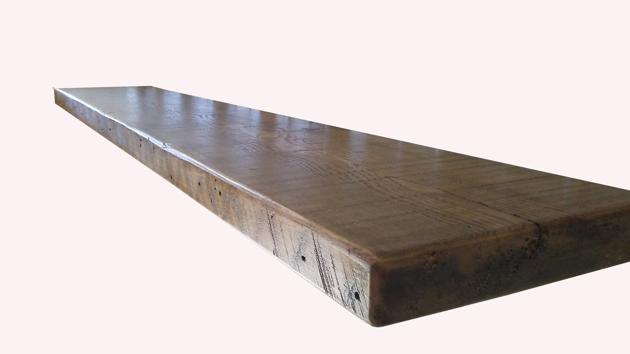 Creative Hardwoods 2x6 Barnwood Shelf (2x6x48)