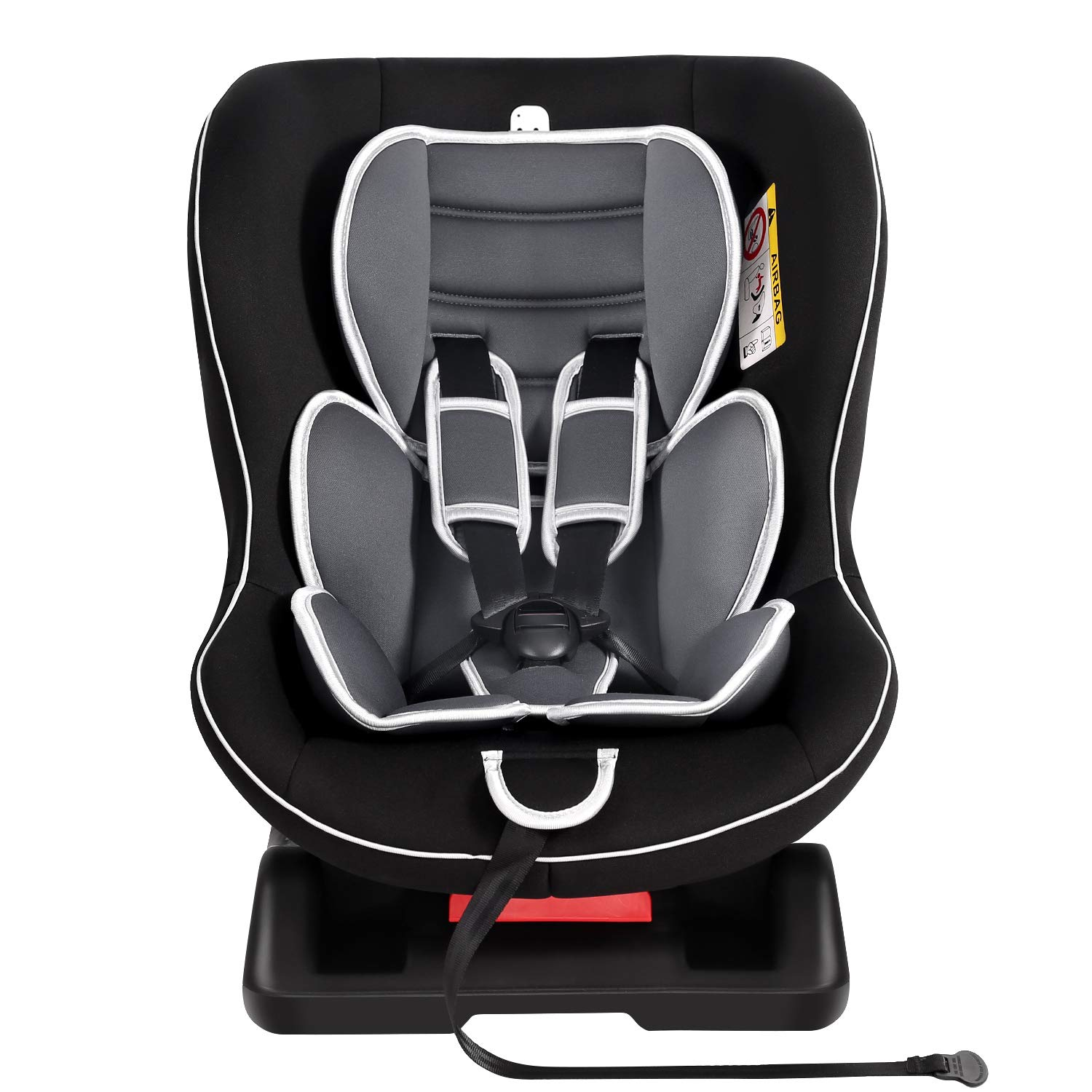 Reclinable Swiveling with Booster Seat ⭐ Rotating Baby Car Seat 0-18kg Maximum Safety for your Child Groups 0+//1 ECE R44//4 Compliant - 0+ 1 Car Seat 360/° Baby and Child Car Seats Isofix