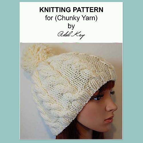 Beanie Hat Knitting Pattern Amazon