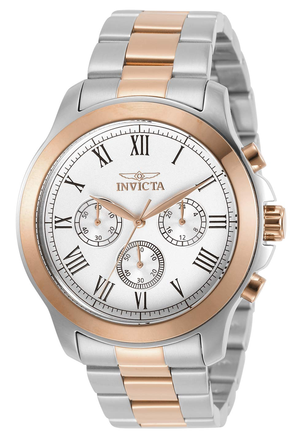 Invicta Men's 21660 Specialty Analog Display Swiss Quartz Two Tone Watch