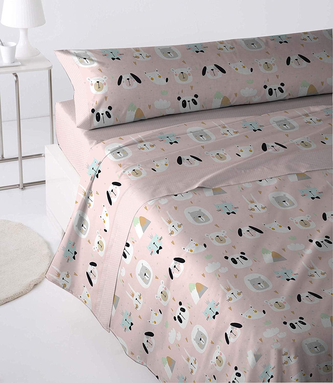Cabetex Home - Juego de sábanas Infantiles - 3 Piezas ...