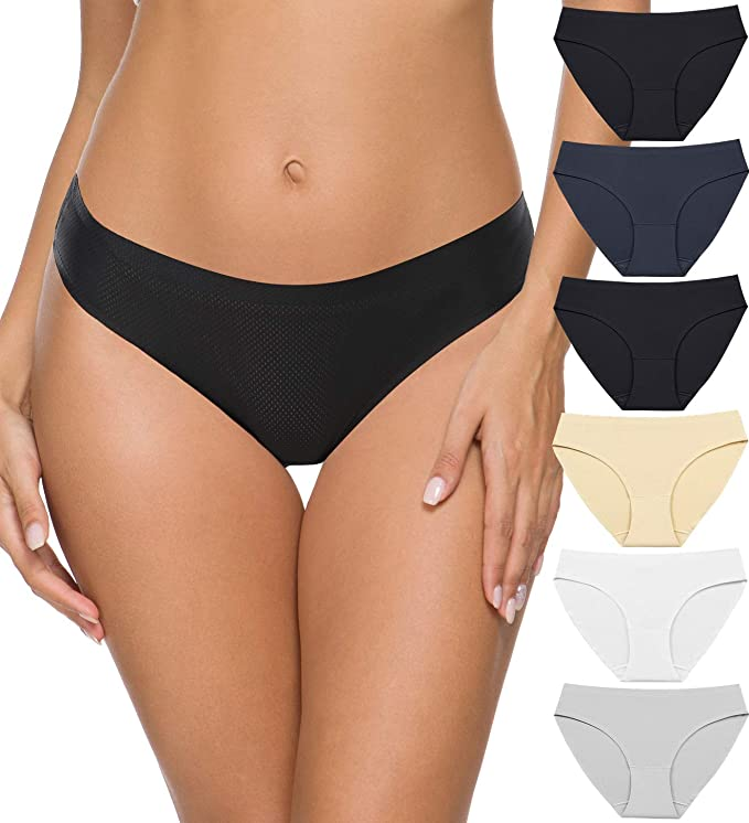 Details about  /Women Lady Briefs Widened Waistband Panties Sports Knickers Breathable Underwear