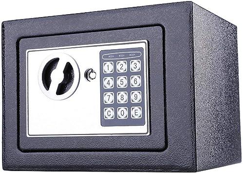 Caja fuerte electrónica, Candado electrónico con combinación LED ...