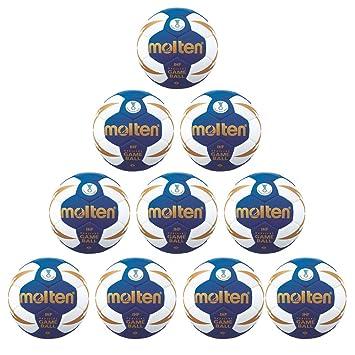 Fan Sport 24 Molten H2 X 5000 - Balón de balonmano de BW de X ...