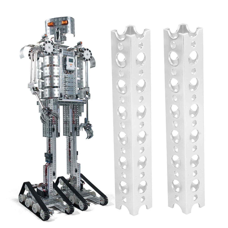 Square Beam for TETRIX Prime 2pcs Lightweight Robotics Square Beam for Robort for Creating Robots Square Beam