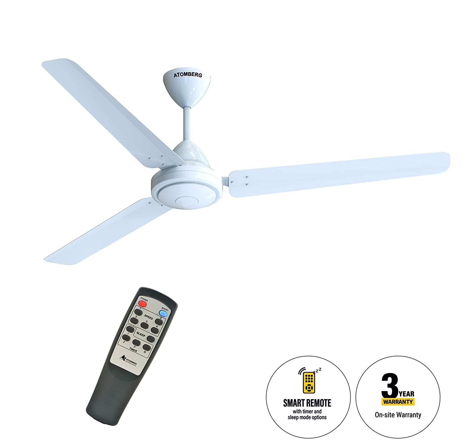 gorilla ceiling fans, Gorilla Ceiling Fans (BLDC) by Atomberg Technologies Review 2020