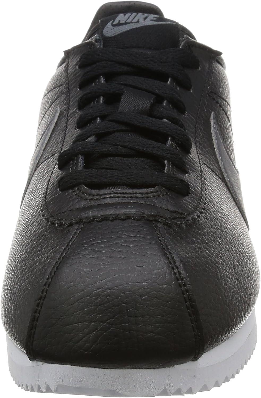 Nike Men's Running Shoes Black (Black/Dark Grey-White)