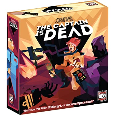 The Captain is Dead: Toys & Games