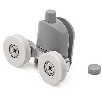 2 x Twin inferior para mampara de ducha de soportes para cañas de ...