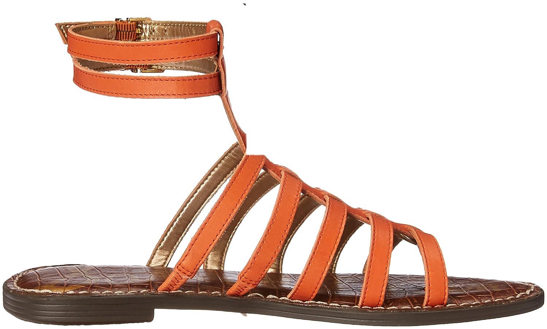 Sam B076NX6WRP Edelman Women's Gilda Flat Sandal B076NX6WRP Sam Flats b5ce79