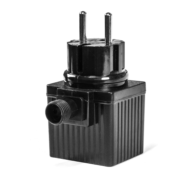 12V AC 1000mA IP44 Trasformatore di sicurezza tensione alternata spina a bassa tensione trasformatore di rete per illuminazione giardino pompe fontane CLGarden