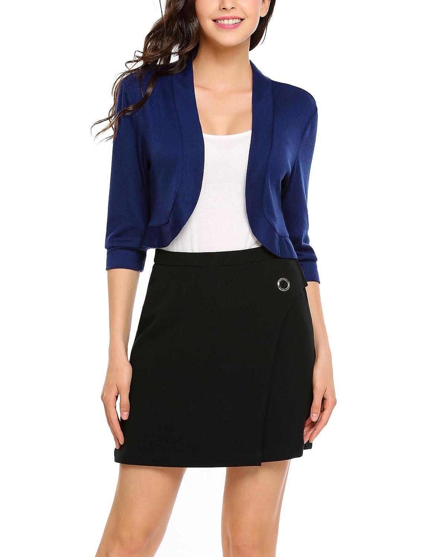 TALLA 38(TallaDelFabricante:S). Beyove - Vestido - para Mujer