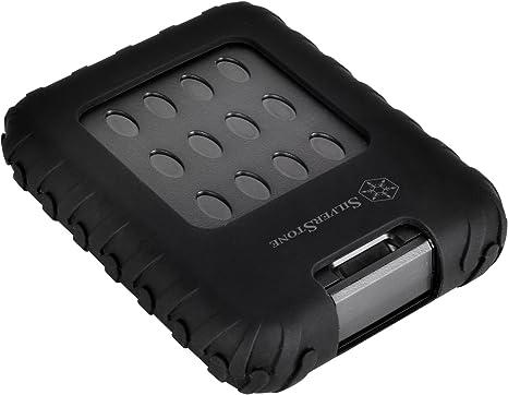 SilverStone SST-MMS01 - Carcasa para disco duro externo USB 3.0 ...