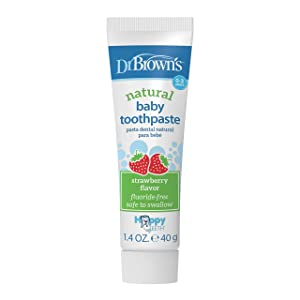 Dr. Brown's Baby Toothpaste