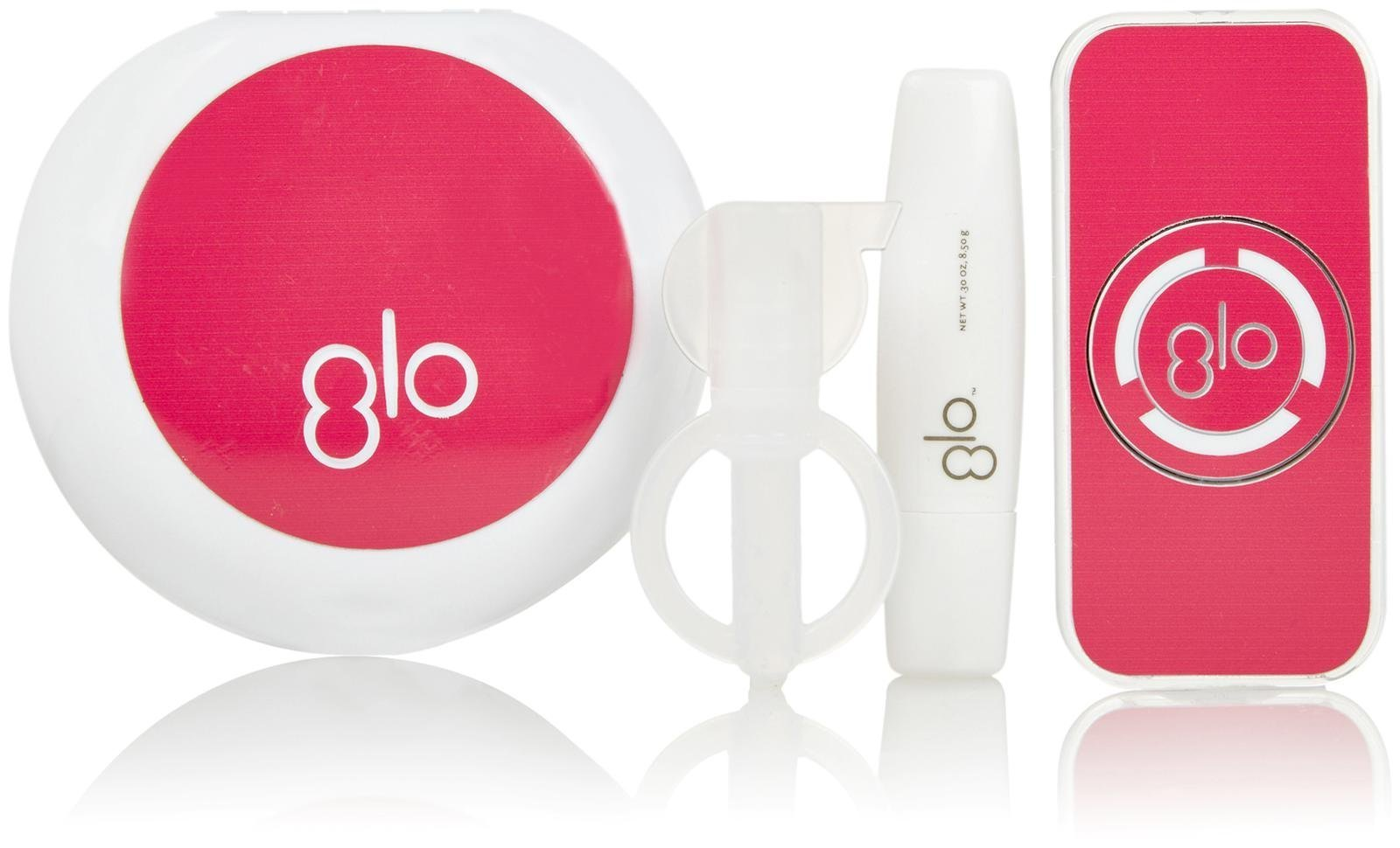 GLO Science Brilliant Teeth Whitening Device - Pink