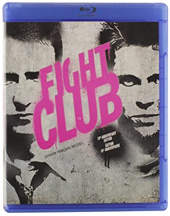 fight club blu ray  : Fight Club [Blu-ray]: Brad Pitt, Edward Norton, Meat ...