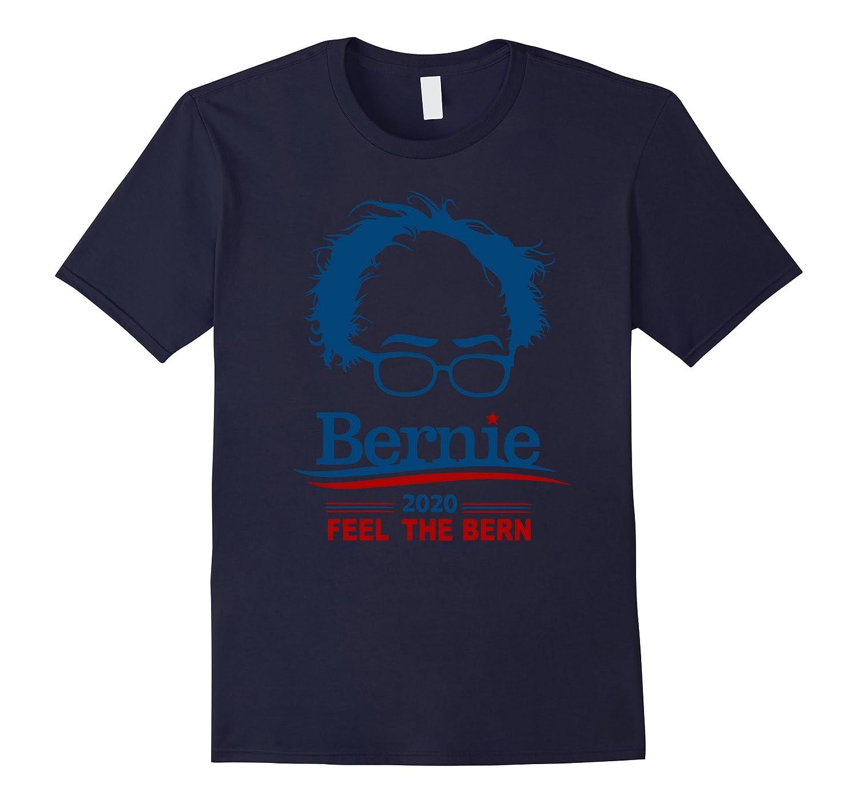 Bernie Sanders for President 2020 Feel The Bern T Shirt-TH