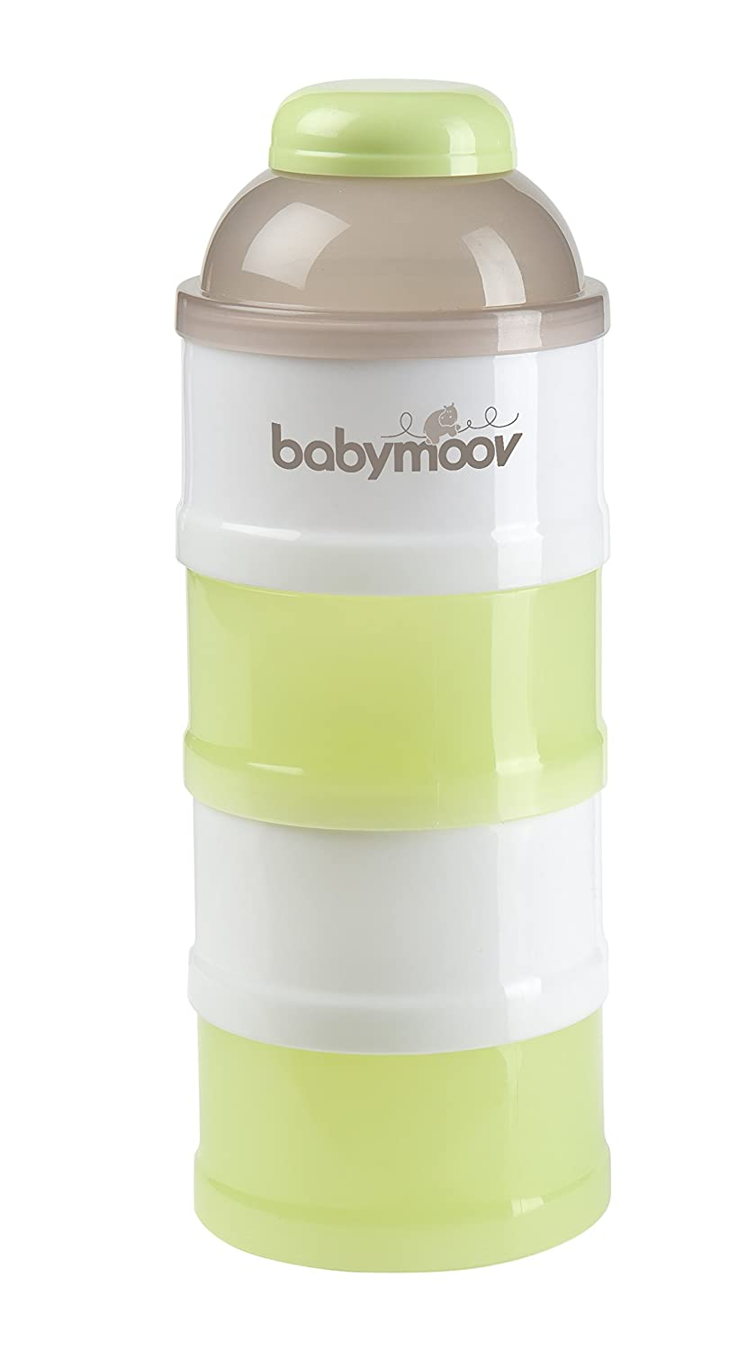 Babymoov Baby Formula Dispenser - 4 Stackable Compartments A004209