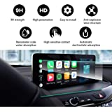 YEE PIN Screen Protector for 2019 2020 Acura RDX Center Control Touch Screen, Car Navigation Display Glass Protective Film Anti-Scratch High Clarity (10.3-Inch)