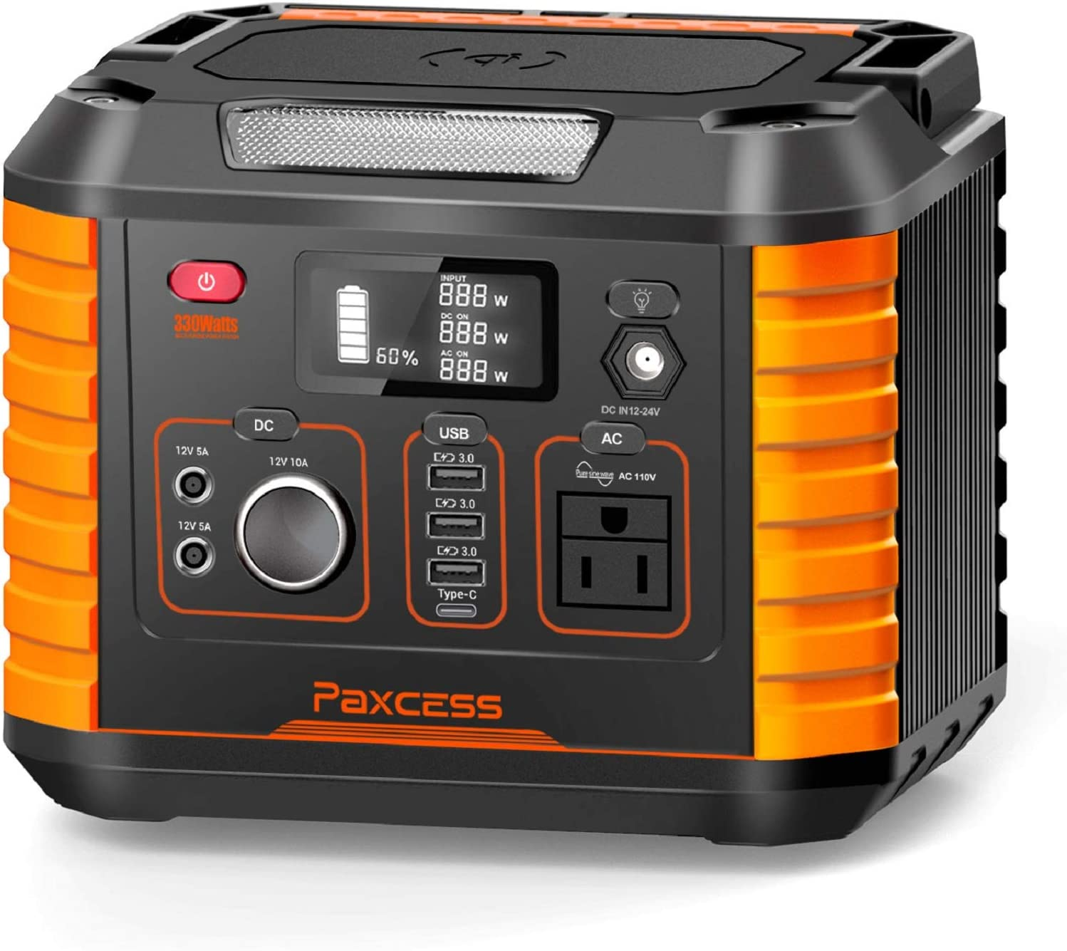 Paxcess Portable Power Station