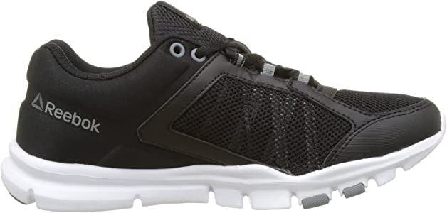 Reebok Yourflex Trainette 9.0 MT, Zapatillas de Deporte para Mujer