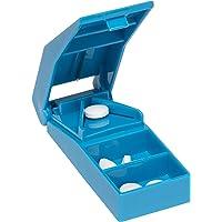 EZY DOSE Acu-Life Pill Splitter / Cutter (Blue)