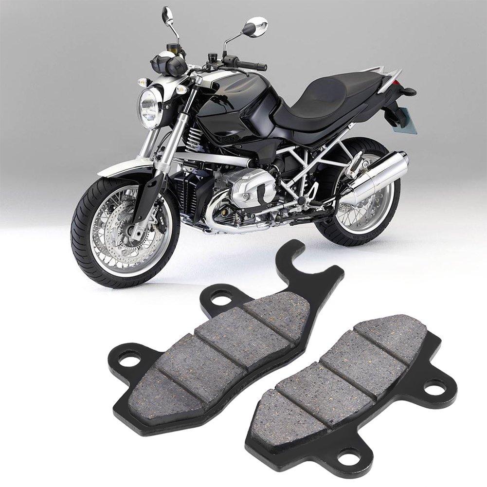 Pastillas de freno de disco Suuonee pastillas de freno de motocicleta de aleaci/ón de aluminio 50cc-250cc para ATV Quad Go Kart Moto Scooter hidr/áulico