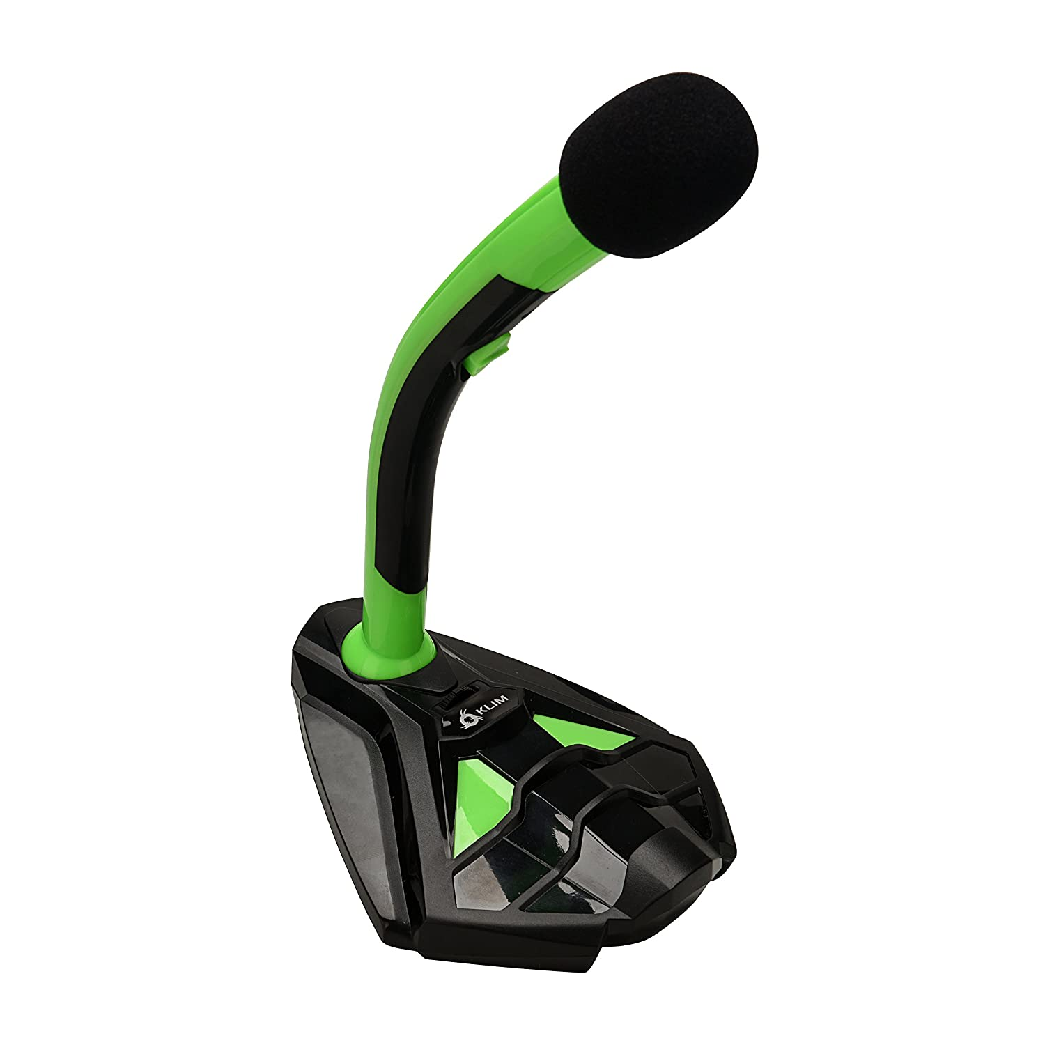 675fb9ba04f Amazon.com: KLIM Voice - Gaming USB Desk Microphone for Computer -  Compatible with PC, Laptop, Mac, PS4 - Professional Desktop Mic with Stand  - Recording, ...