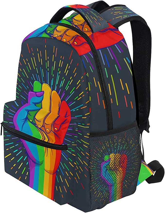 Very Practical. Gaohaifeng8 Misfits Kids Backpack Boys Girls,Appearance is Fashionable