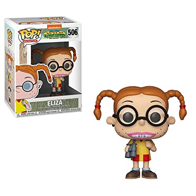 Funko 35576 Pop! Animation: The Wild Thornerry'sEliza, Standard, Multicolor: Toys & Games