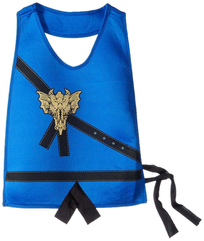 Charades Childs Ninja Avenger Costume, Blue, Medium