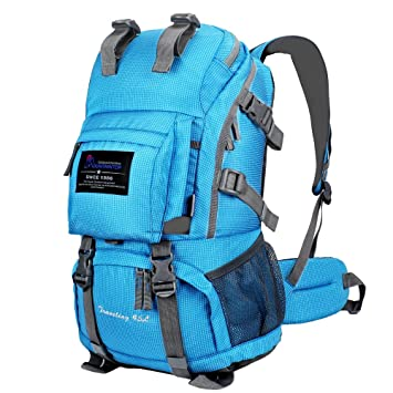 Mountaintop® Outdoor Hiking Backpack Daypacks Waterproof ...