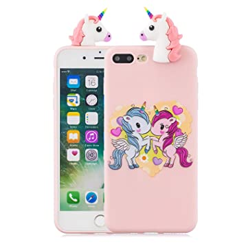coque iphone 8 plus motif coeur