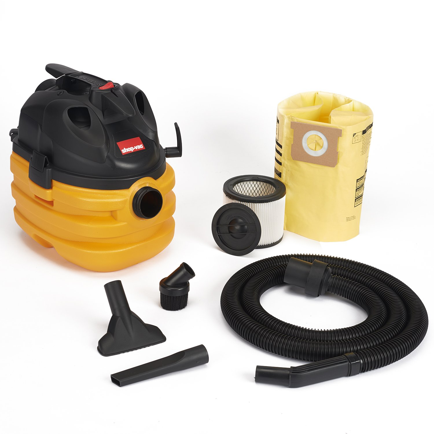 Shop-Vac 5873000 Hawkeye Portable Contractor Wet/Dry Vacuum Cleaner
