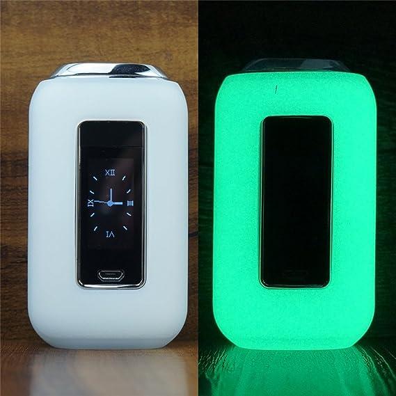 ModShield for Aspire SkyStar 210W TC Silicone Case ByJojo Protective Cover  Shield Wrap Skin (Glow-in-the-Dark)