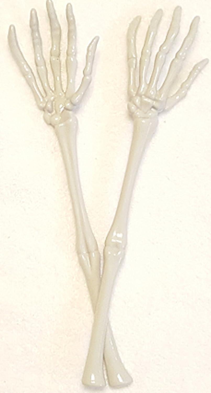 Skeleton Hands Salad Tongs by Greenbrier Greenbrier International Inc.