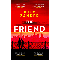 The Friend: a gripping spy thriller for fans of Homeland