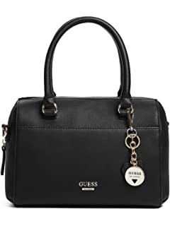 GUESS Factory Womens Juxtapose Box Satchel